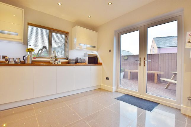 3 bed semi-detached house for sale in Old Rectory Close, Letterston, Haverfordwest SA62