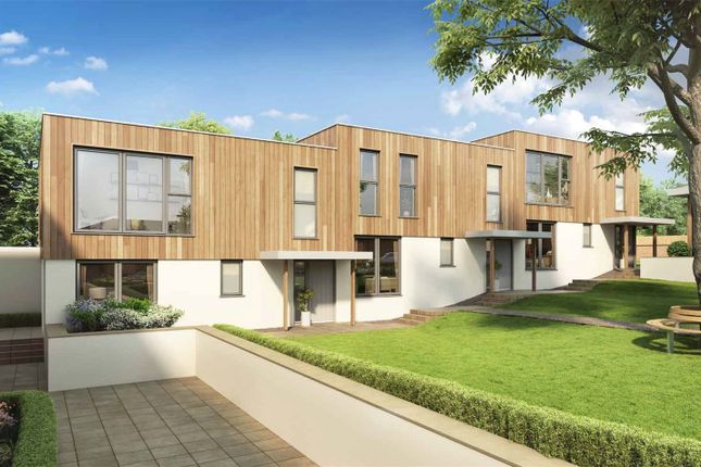 Thumbnail End terrace house for sale in 3 Howarth Park, Milford Hill, Salisbury