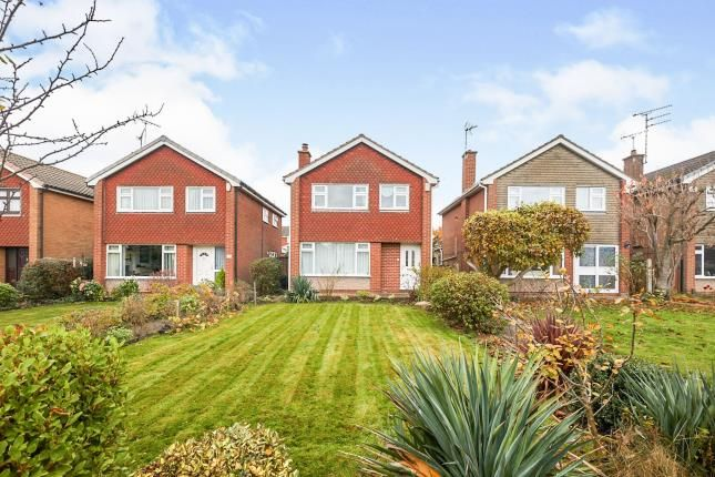 Thumbnail Detached house for sale in Loxton Court, Mickleover, Derby, Derbyshire