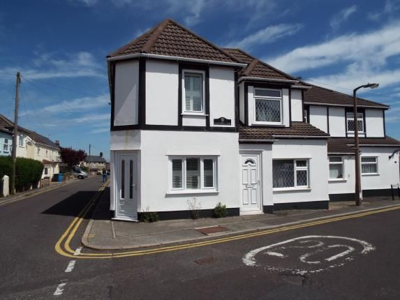 Thumbnail End terrace house for sale in Dunford Road, Parkstone, Poole