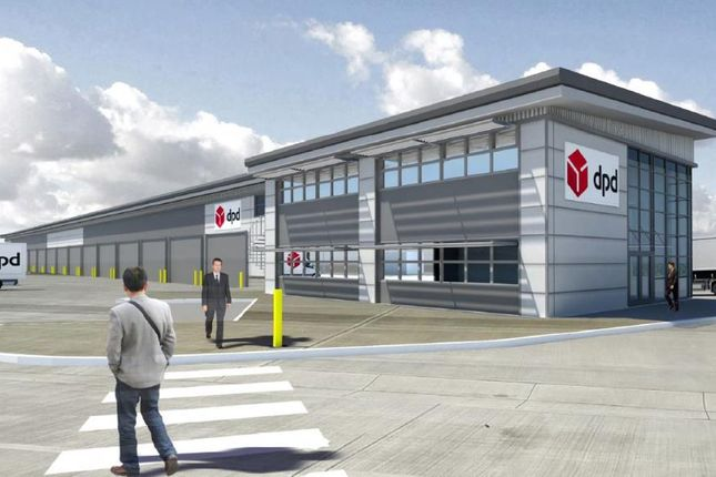 Thumbnail Industrial for sale in Geopost UK Limited, Network 46, Swinderby, Lincoln