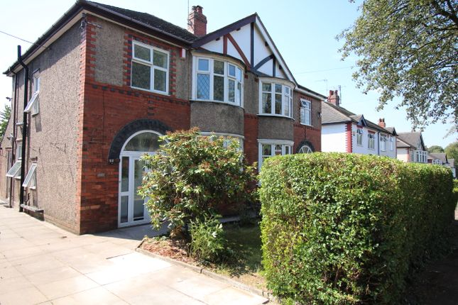 Thumbnail Semi-detached house to rent in Allerton Road, Trentham, Stoke On Trent