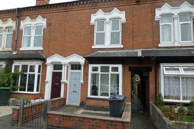 Thumbnail Terraced house for sale in Bishopton Road, Bearwood