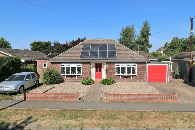 Thumbnail Detached bungalow for sale in Ernest Road, Wivenhoe, Colchester, Essex
