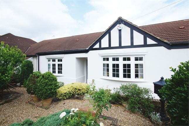 Thumbnail Terraced bungalow for sale in Harland Avenue, Sidcup, Kent