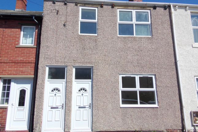 Thumbnail Flat to rent in Market Place, Red Row, Morpeth