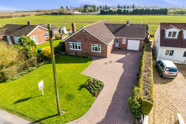 Thumbnail Detached bungalow for sale in Littlemoor Lane, Sibsey, Boston