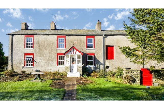 Thumbnail Detached house for sale in Lowick Bridge, Ulverston
