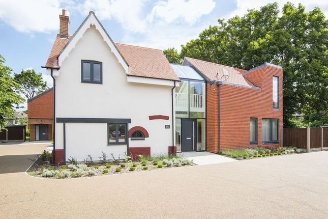 Thumbnail Detached house to rent in Aldersbrook Road, London