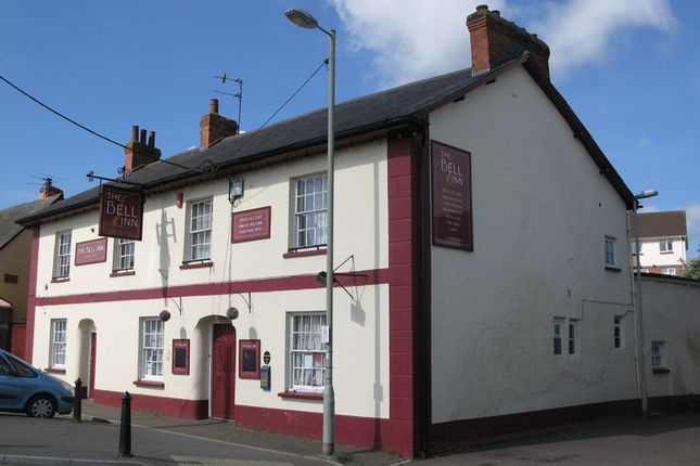 Thumbnail Pub/bar for sale in Exeter Road, Cullompton
