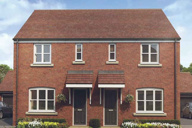 """Thumbnail End terrace house for sale in """"The Hanbury Special"""" at Arkell Way, Birmingham"""