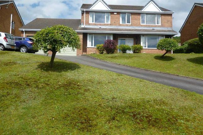 Thumbnail Detached house for sale in Plas Y Fforest, Swansea