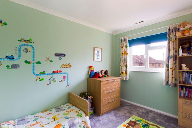 Bedroom Two of Cornflower Close, Locks Heath, Southampton SO31