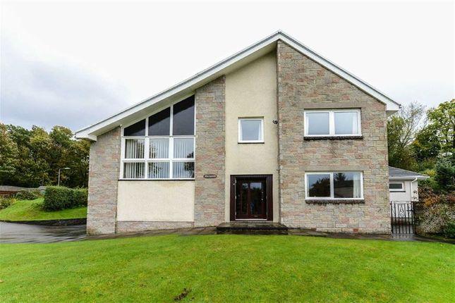 Thumbnail Detached house for sale in Machanhill, Finnockbog Road, Inverkip