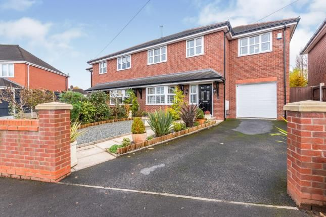 Thumbnail Semi-detached house for sale in South Dale, Penketh, Warrington, Cheshire