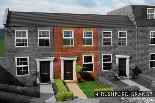 2 bed town house for sale in Plot 4 Rushford Grange, Pitchill, Salford Priors WR11