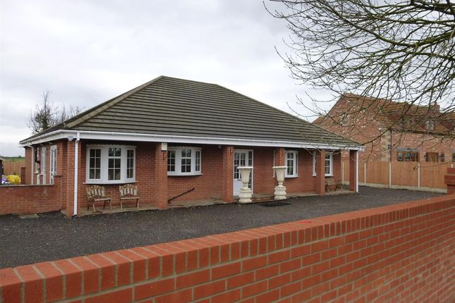 Thumbnail Detached bungalow for sale in Marnham Rd, Tuxford, Newark