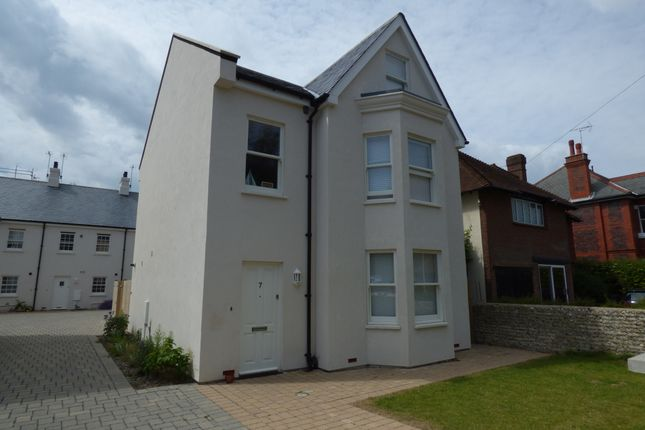 Thumbnail Detached house to rent in Mill Court, Manor Road, Worthing