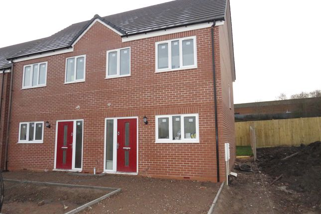 Thumbnail Semi-detached house for sale in Daley Road, Bilston