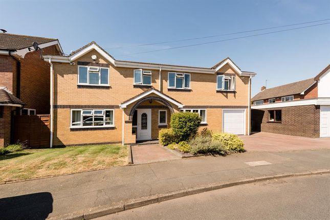 Thumbnail Detached house for sale in Ashton, Cranham Drive, Kingswinford