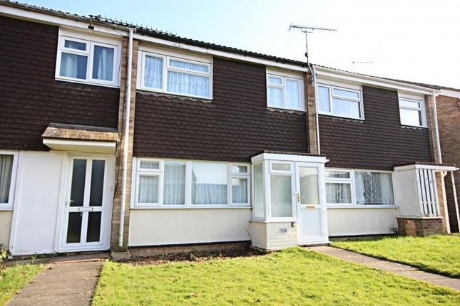 Thumbnail Terraced house to rent in Northolt Ave, Bishops Stortford, Herts
