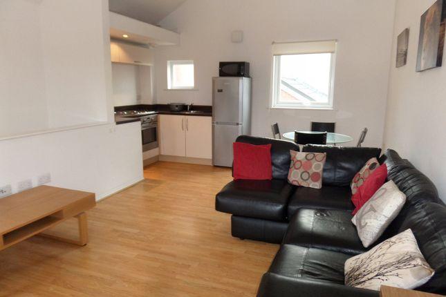 Thumbnail Flat for sale in Clos Cwm Golau, Gelli Dawel, Merthyr Tydfil