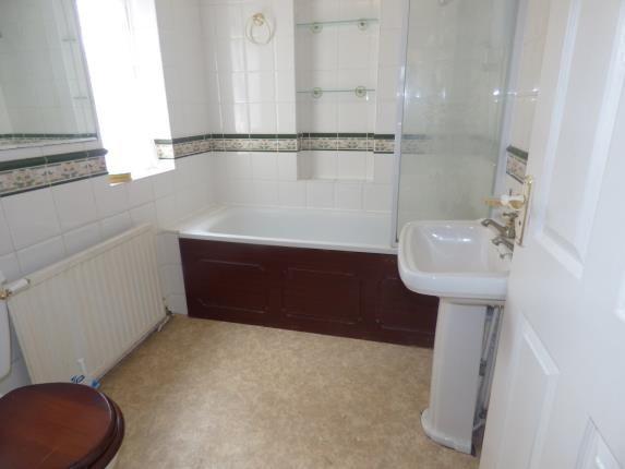 Bathroom of Upminster Road North, Rainham RM13
