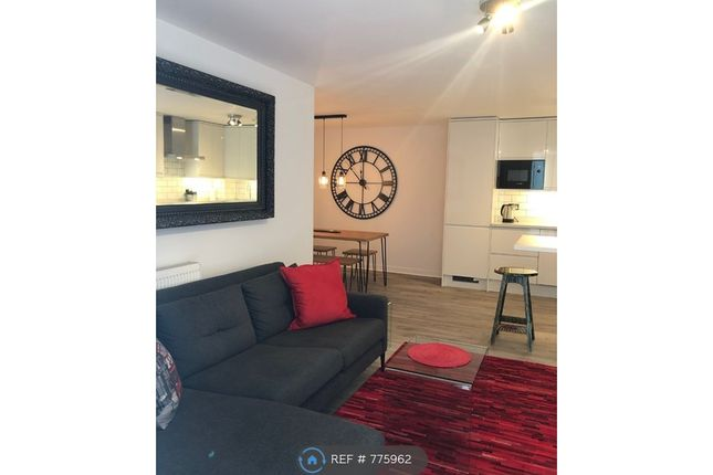 Living Area of Corrigan Court, London W5