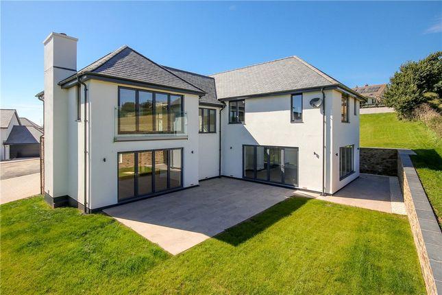 Thumbnail Detached house for sale in Trenemans, Thurlestone, Devon TQ7.