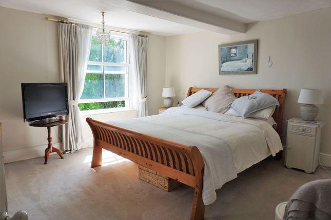 Bedroom of The Row, Elham, Canterbury CT4