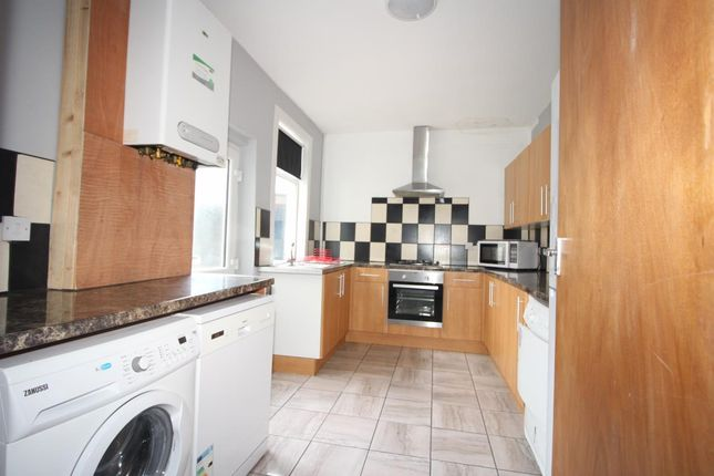 Thumbnail Terraced house to rent in Cardigan Terrace, Heaton, Newcastle Upon Tyne