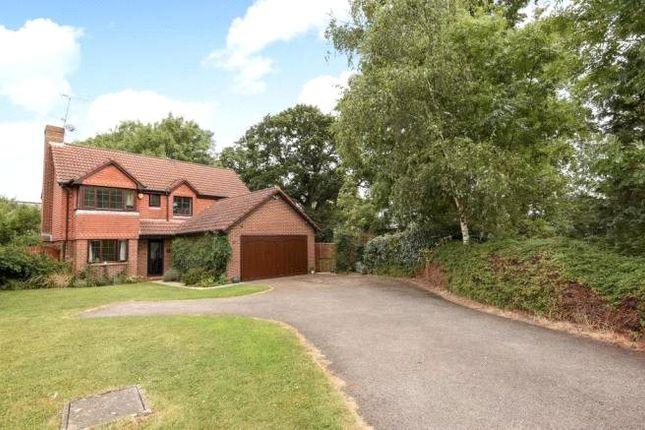 Thumbnail Detached house to rent in Woodward Close, Winnersh, Wokingham, Berkshire