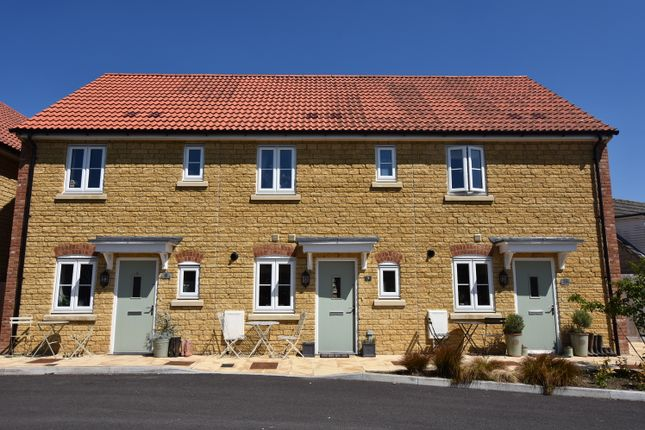 Thumbnail Terraced house to rent in Cannings Close, Broughton Gifford, Melksham
