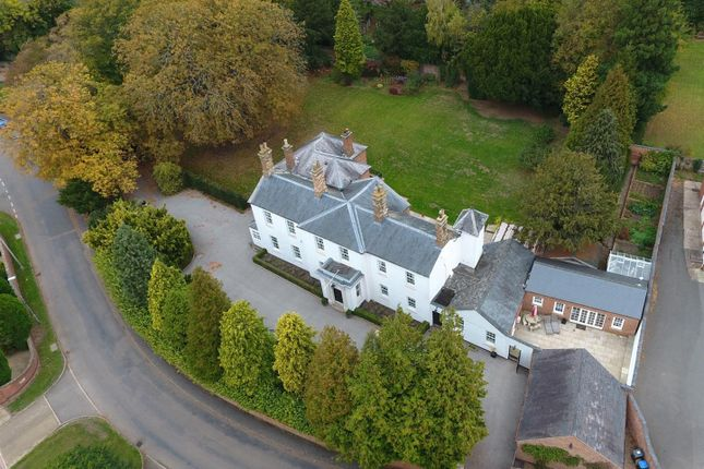 Thumbnail Country house for sale in Sibson, Leicestershire