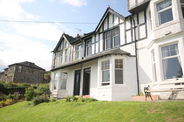 Thumbnail Terraced house for sale in 2 Academy Terrace, Rothesay, Isle Of Bute
