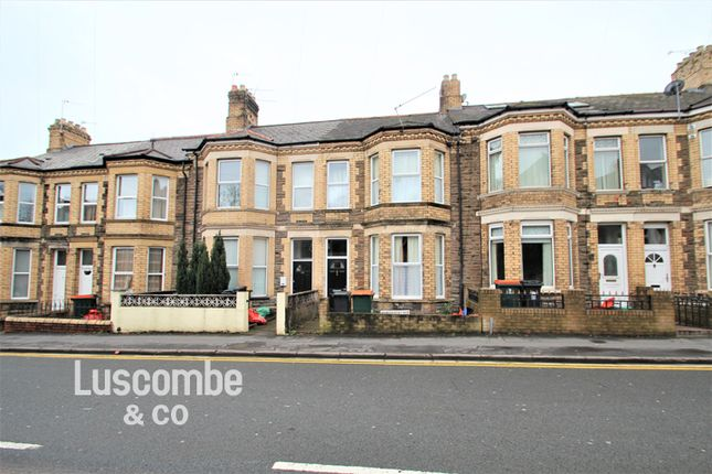 Thumbnail Terraced house to rent in Queens Hill, Newport