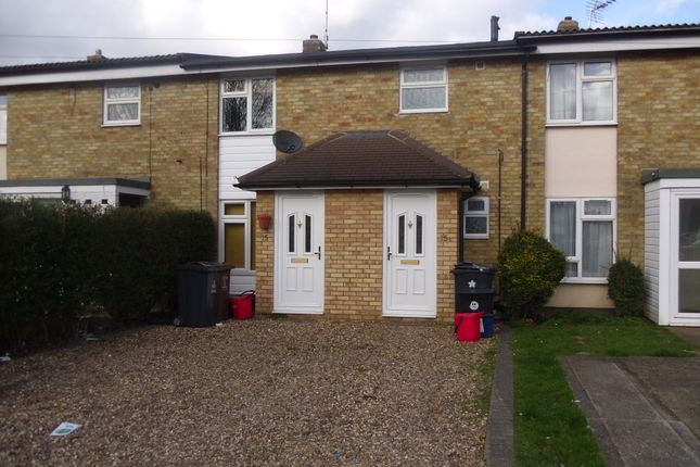 Thumbnail Flat for sale in The Hawthorns, Stevenage