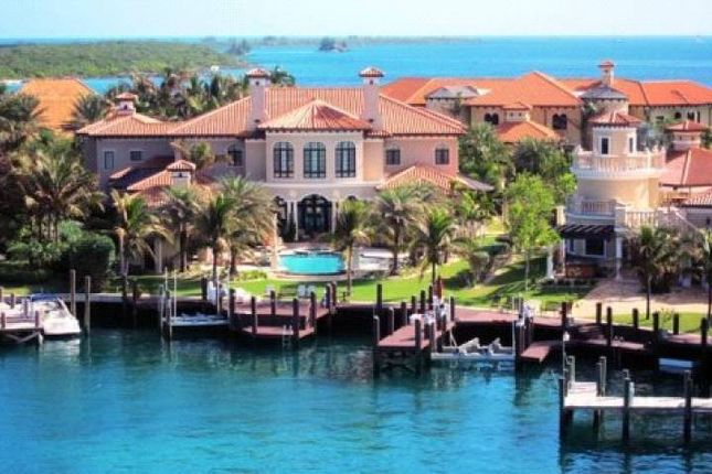 Thumbnail Villa for sale in Villa Florentine, Ocean Club Estates, New Providence, The Bahamas