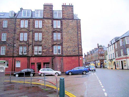 Burnbank Street, Campbeltown PA28