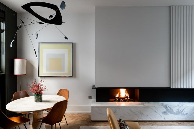Thumbnail Mews house for sale in Bentinck Mews, London