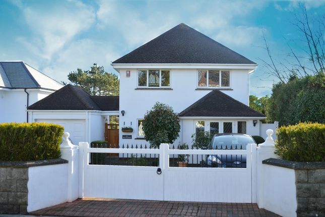 Thumbnail Detached house for sale in Oxlea Road, Lincombes, Torquay