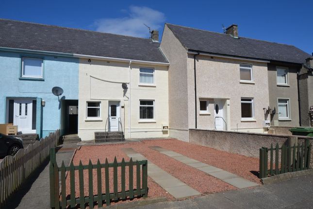 Thumbnail Terraced house for sale in 9 Todd Street, Girvan