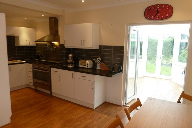 Thumbnail Semi-detached house to rent in Rutland Road, Hazel Grove, Stockport
