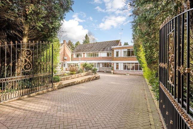 Thumbnail Detached house for sale in Hagley Road West, Harborne, Birmingham