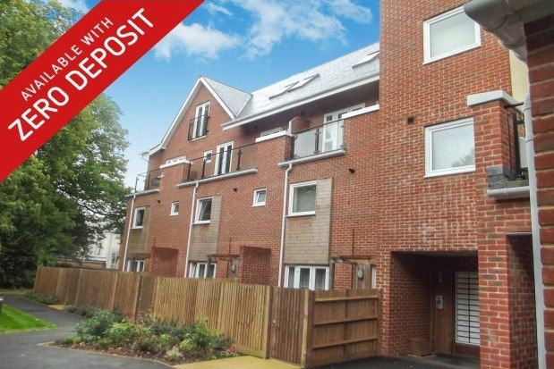 Thumbnail Flat to rent in 10 Archers Road, Southampton