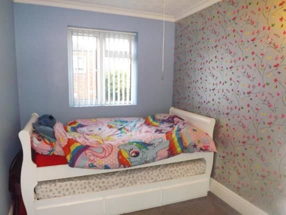 Bedroom 3 of Inner Avenue, Southampton, Hampshire SO14