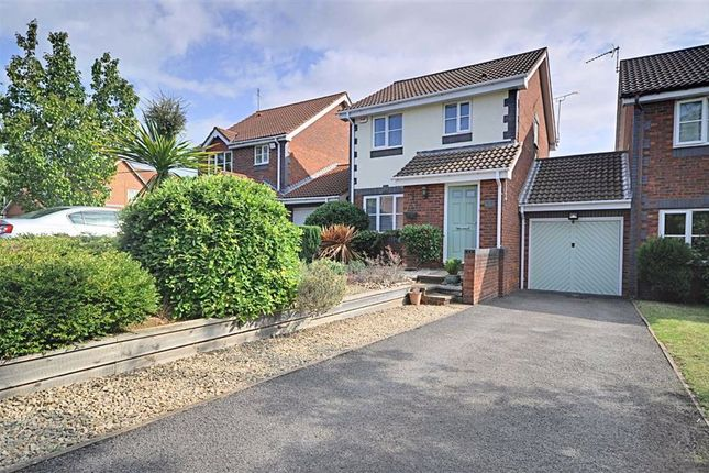 3 bed link-detached house to rent in Clarkson Gardens, Worcester WR4