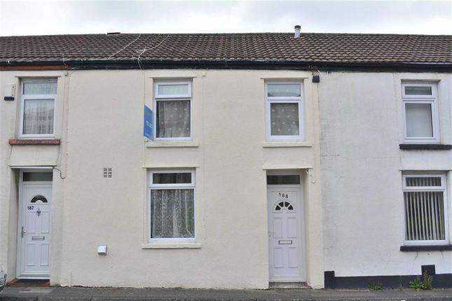 Thumbnail Terraced house to rent in Cardiff Road, Aberdare, Rhondda Cynon Taf