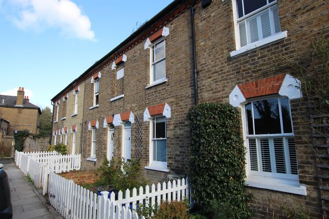 Thumbnail Terraced House For Sale In Gentlemans Row Enfield