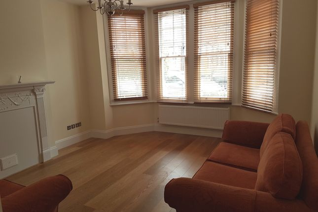 Thumbnail Flat to rent in Woodgrange Avenue, Ealing Common, London